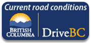 Drive BC - Current Road Conditions